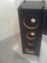 Modernizacja starych kolumn Tonsil 130