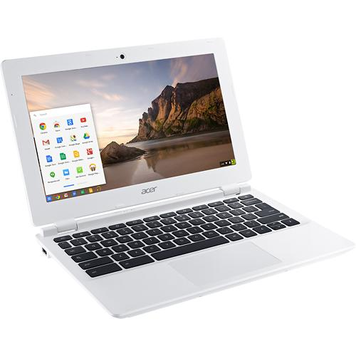 """Acer Chromebook 11 - subnotebook z 11,6"""" ekranem, Celeron i Chrome OS"""