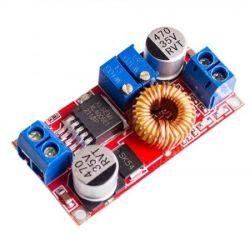 Buck converter z ograniczeniem CV/CC do ładowania ogniw 18650 Li-ion ( PWM? )