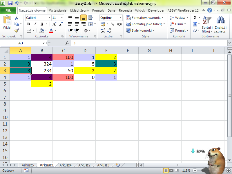 Excel Formatowanie Warunkowe Jak Stworzyć Formułe