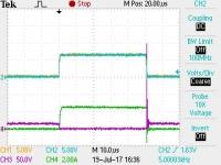 MOSFET przełączanie, brak strat mocy