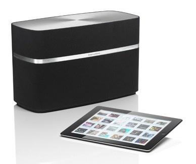 Bowers & Wilkins A7 i A5 - bezprzewodowe systemy muzyczne AirPlay