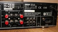 YAMAHA DSP-E492 - Jak podłączyć amplituner do tv