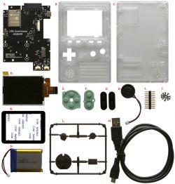 ODROID-GO - konsola jak GameBoy na zgodnej z Arduino płytce z ESP32
