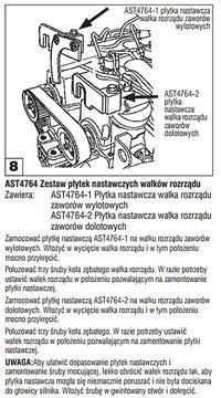 Master 2 2.5 DCI - Ustawienie rozrzadu od podstaw
