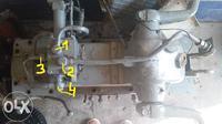 Ursus C-330 - Dodatkowy si�ownik