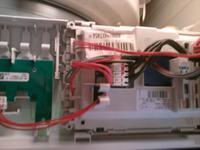 Polar PFL1021D - Błąd F23, po naprawie modułu