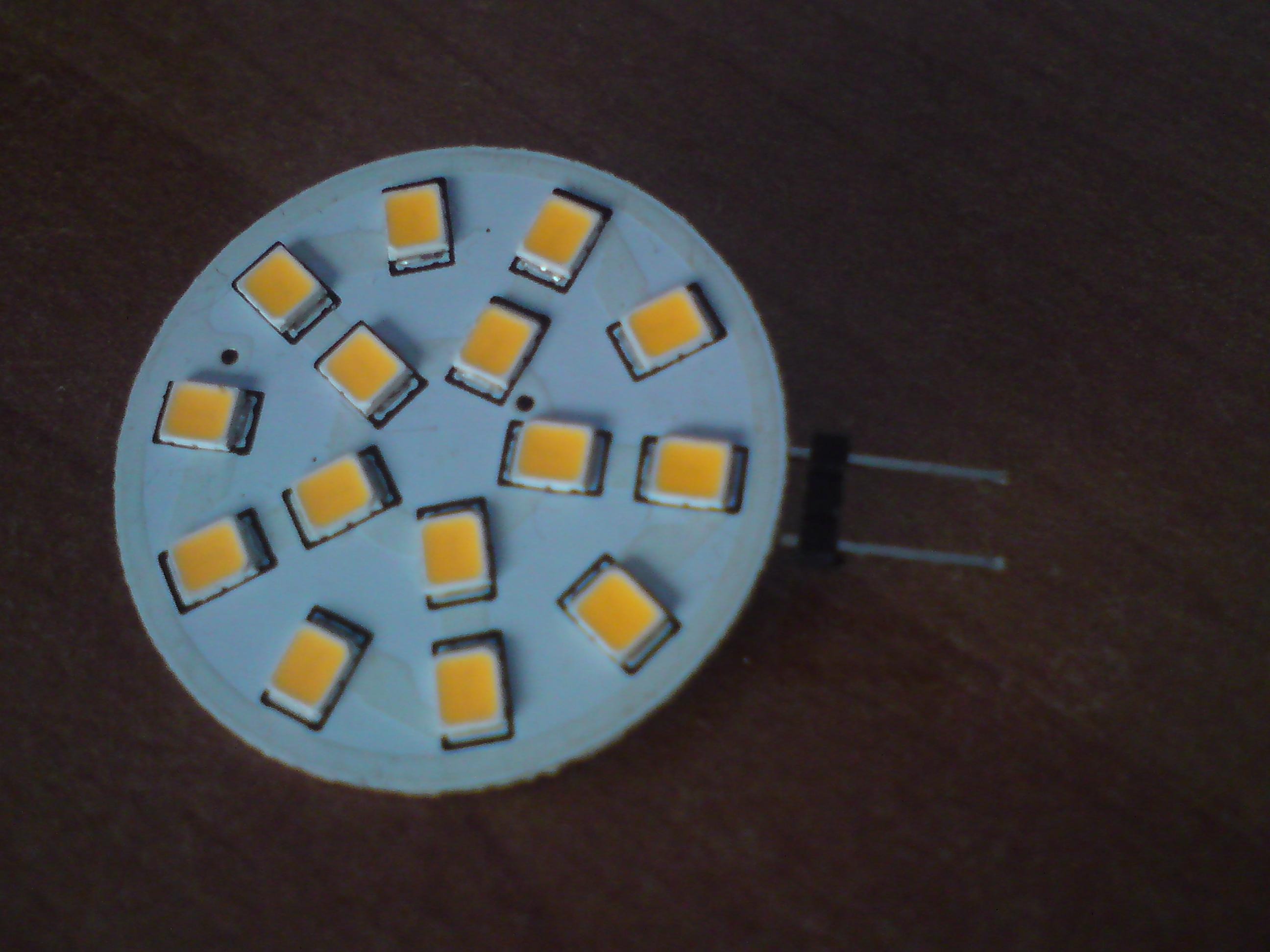 LED 2835 strasznie si� grzej�