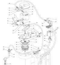 DeLonghi EC820.B - Podczas parzenia kawy wylewa wode do zbiornika przelewowego