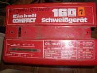 Spawarka transformatorowa Einhell CE 160/1 uszkodzony wy��cznik