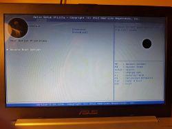 Asus monitor uszkodzony - Czarne punkty na ekranie