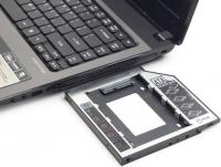 Bootowanie Intel SSD 520 - Laptop wykrywa dysk na jednym z dwóch złącz SATA