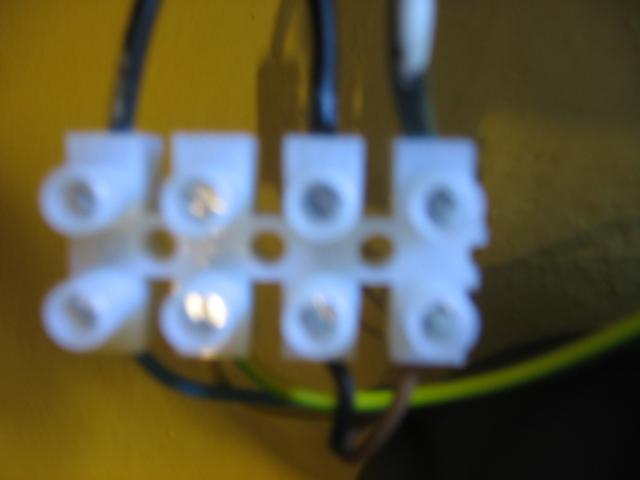 zmiana �yrandola z 4 na 3 �ar�wkowy - pod��czenie