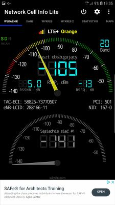 [Huawei B315 - Antena do LTE b315
