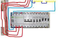 podłączenie rozdzielni elektrycznej