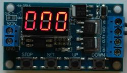 Timer HW-0516 - przydatny i tani sterownik czasowy z Chin
