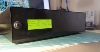 Wzmacniacz LM3886 + TDA7318