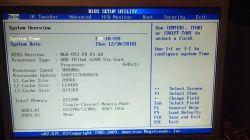 AMD fx-6200/temp. podzespołów. - 3 rdzenie i 3 wątki zamiast 6.