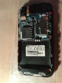 Samsung s5230 avila - Ekran lcd po wymianie wy�wietla si� na bia�o