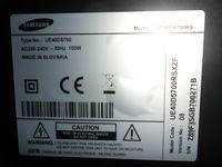TV SAMSUNG LED UE40D5700 - kontrola głośności osobno słuchawek i głośników