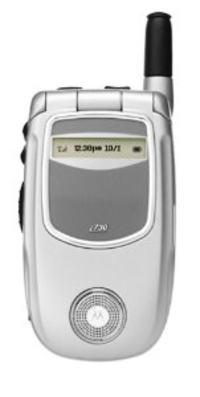 Instrukcja obsługi Motorola i830 EN