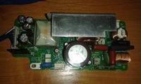 Panasonic PT-LB55NTE - uruchomienie projektora, lampa uszkodzona?