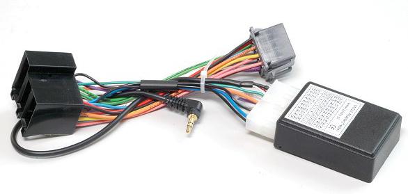 Xsara picasso (2000r) wymiana audio + radio - sterowanie z kierownicy