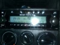 Nie mogę odtworzyć płyty CD w radiu Becker Traffic Pro 4720