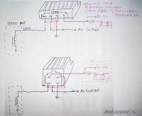 Zipp Neken 70ccm - Brak ładowania - Stator z dwiema cewkami