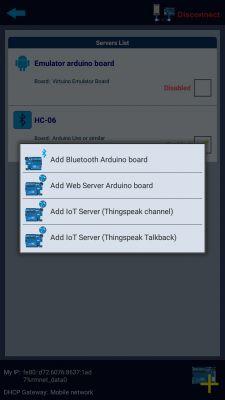 Zdalne sterowanie taśmą RGBW przez Bluetooth (Android)