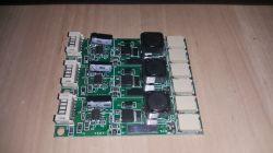 Monitor Acer AL2423W - Wymiana świetlówek na LED-y.