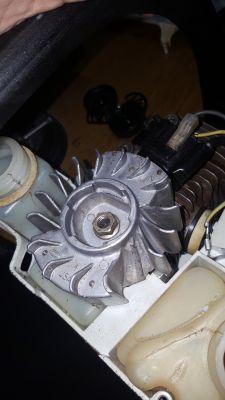 Stihl MS180 - reanimacja silnika