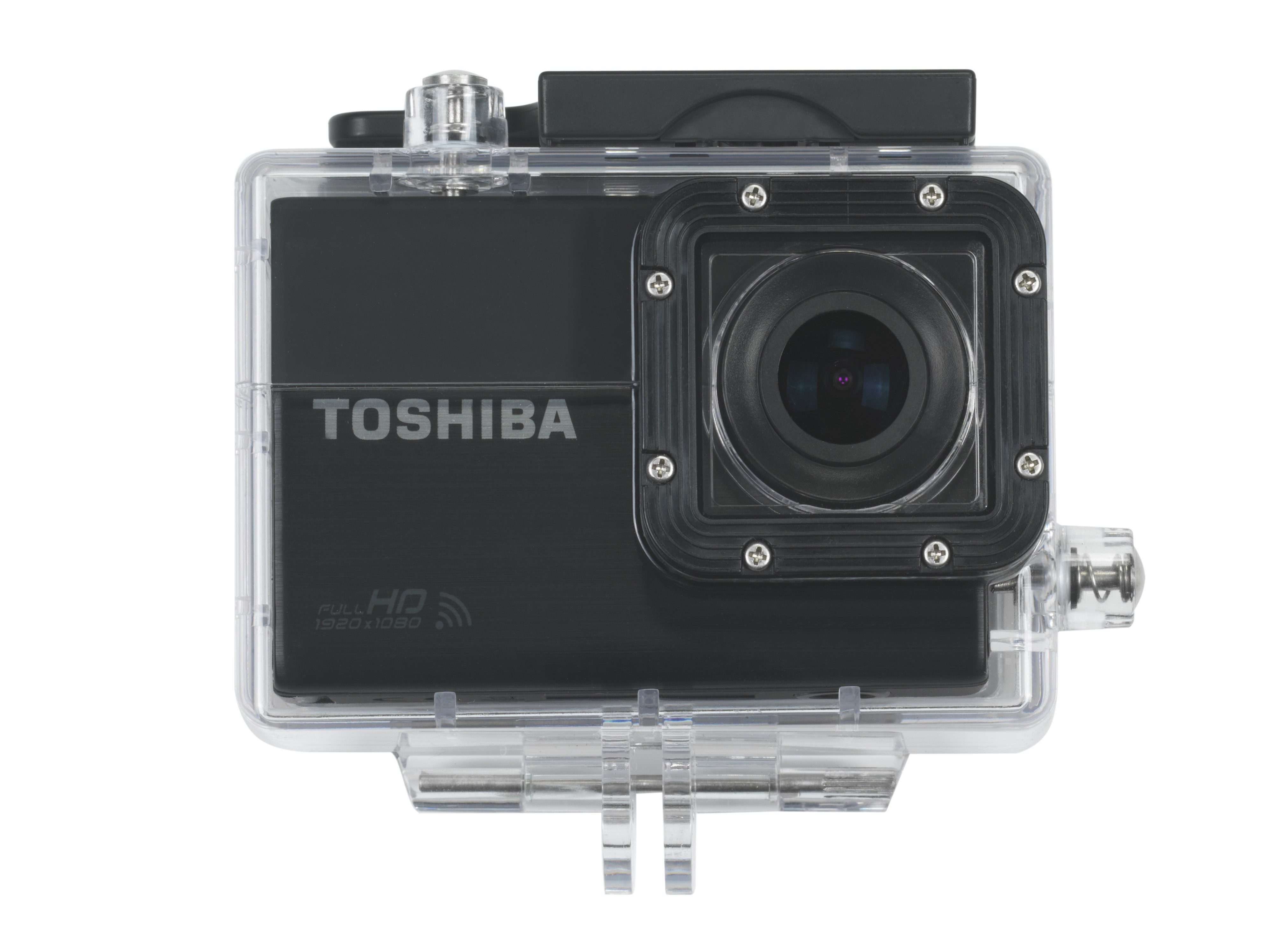 Toshiba Camileo X-Sports - nowa alternatywa dla kamer GoPro Hero
