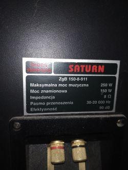 Jaki wzmacniacz do głośników Saturn ZgB 150-8-911 (150W)