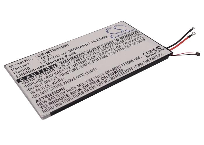 Overmax BaseCore 7 - Wymiana bateri - Czy bedzie dzialac zamiennik?