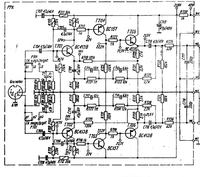 Radmor i gramofon Technics - Gramofon cicho gra