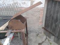 Minikoparka kołowa DIY