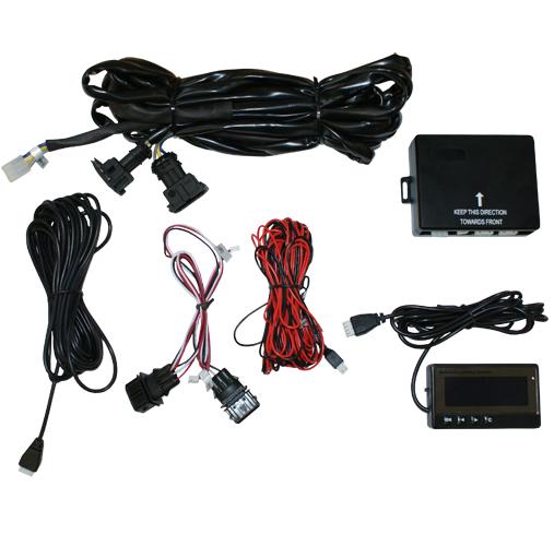 Audi B4 - Instrukcja, pod��czenie Automatic Leveling System
