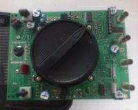 Multimetr DT 9208A - kalibrowanie miernika - identyfikacja potencjometrów.