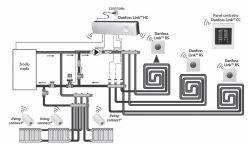 Podlaczenie przekaznika do kotla Vaillant ecoTec Plus