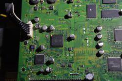 PIONEER VSX-921 - Błąd UE22 i brak dźwięku