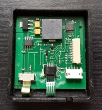 Wykorzystanie LCD z centralki samochodowej