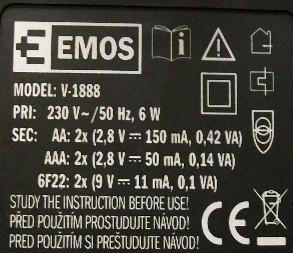 Ile należy ładowac akumulatorki? Star Power 2500 mAh AAA 1.2 V