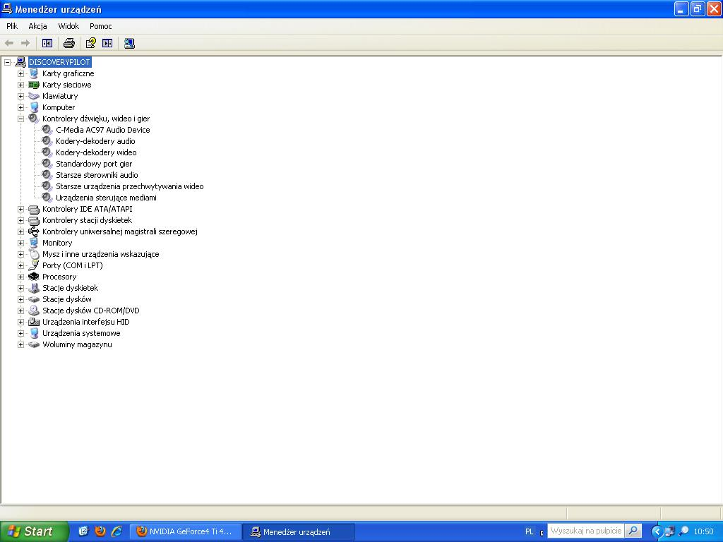 sterowniki karty graficznej nvidia download
