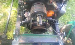 Sam 301d - Traktorek sam słaby na trzecim biegu