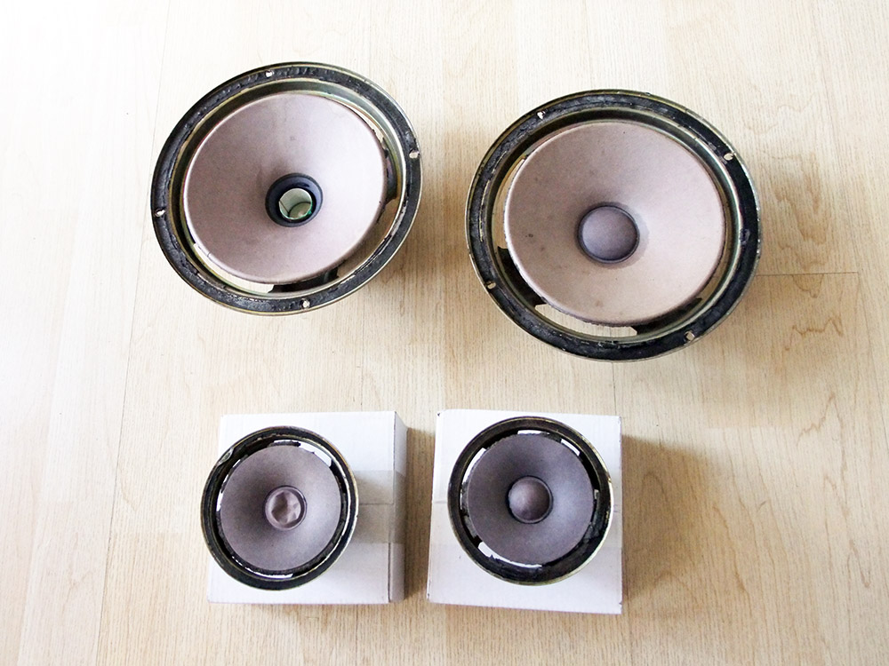 [Sprzedam] G�o�niki: Tonsil GDN 20/40 8ohm oraz Tonsil GDM 10/60 8ohm