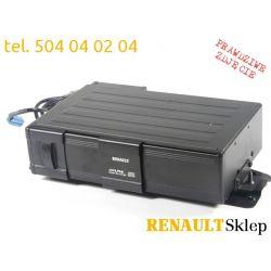 Jensen UV7I - pod��czenie radia do zmieniarki Renault
