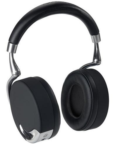Parrot ZIK - słuchawki bluetooth ze sterowaniem dotykowym i redukcją szumów