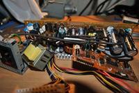 """dell/N220P-01 - Po naprawie """"prawie"""" działa"""