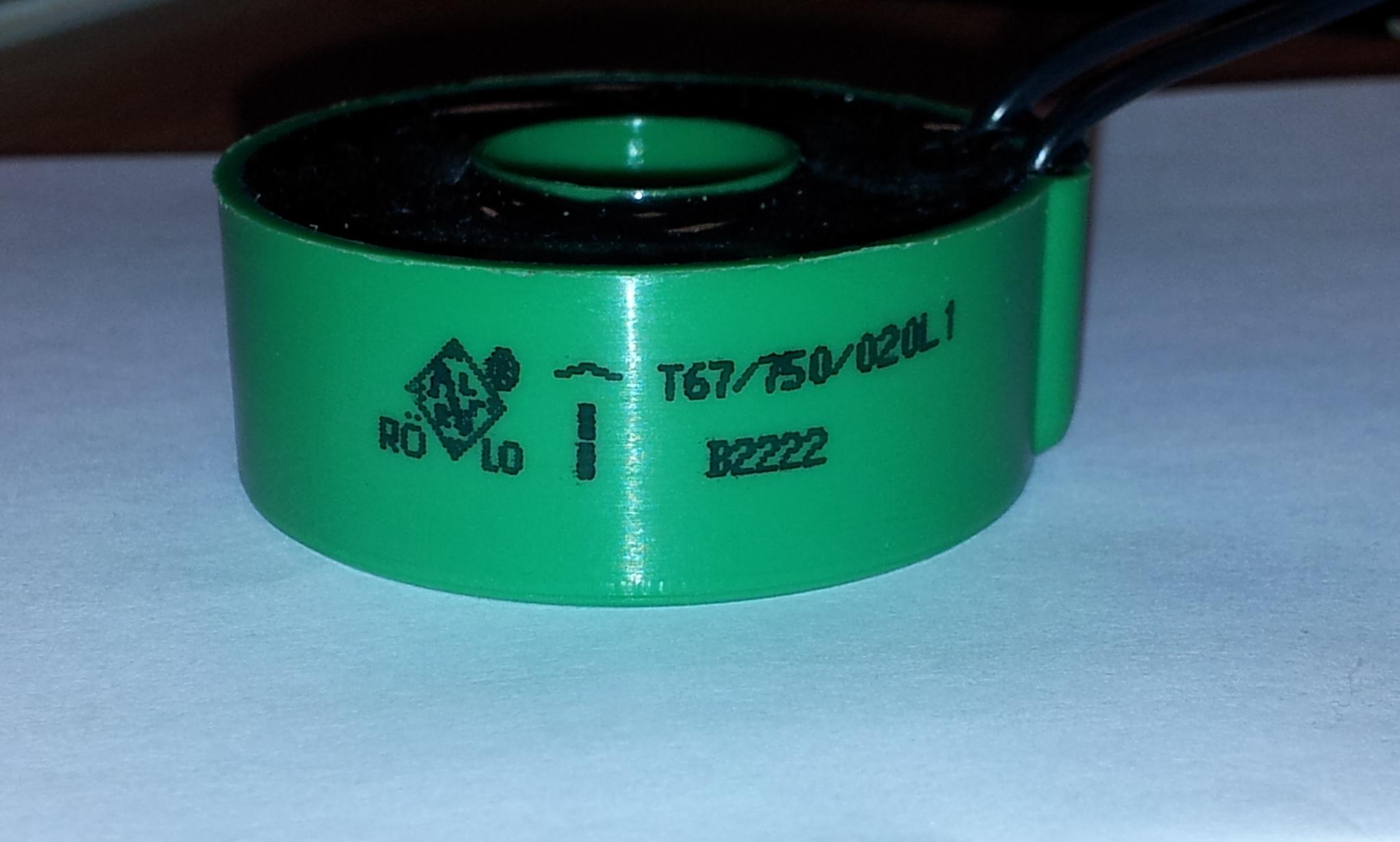Cewka - Poszukuj� cewki do pomiaru parametr�w silnika elektrycznego